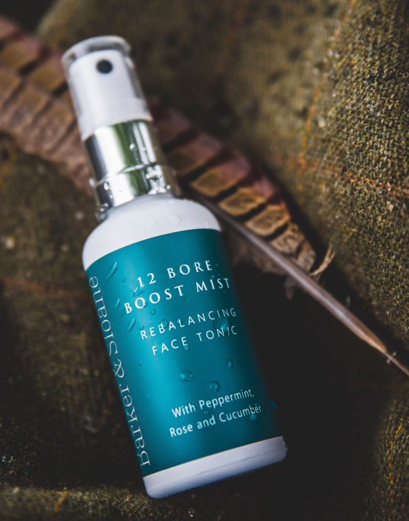 12 bore boost mist for hydrating skin